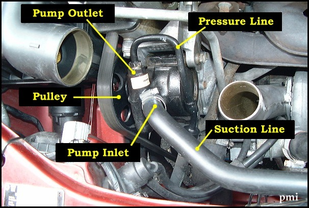 Saab 9 3 Power Steering Pump Parts Diagram Saab Auto