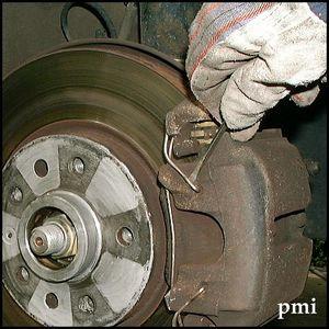 Ng 900 9 3 Front Pads And Rotors The Saab Tech Wiki